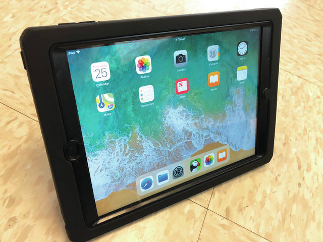 Greenville City Schools has provided its entire student body with iPads as of the 2018-19 school year. The devices provide many advantages to students, according to school officials.
