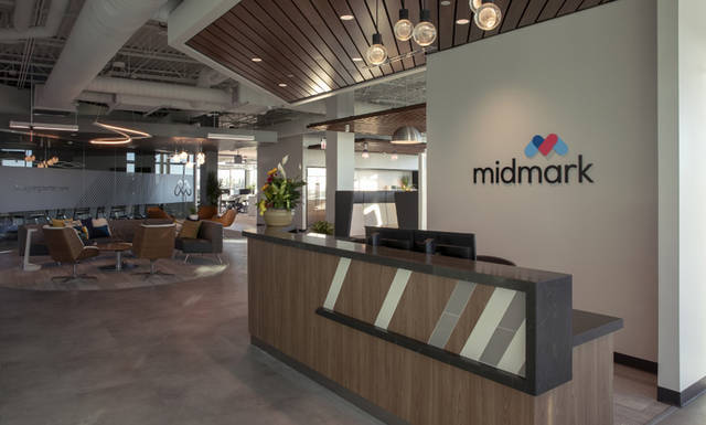Midmark Corp. announced it has finalized the move to the company's new corporate headquarters at Austin Landing.
