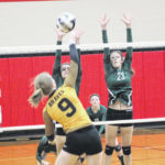 Greenville falls to Shawnee in hard fought, four-set match