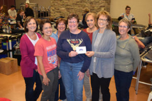 Fort Loramie donor wins summer blood drive prize