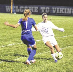 Franklin-Monroe falls to Miami East in girls soccer tournament