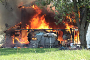 Family left homeless after 2nd alarm fire
