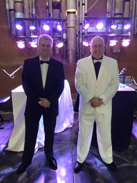 Dueling Pianos will perform at 7 p.m. Dec. 29 as part of Versailles' Bicentennial Kick Off Celebration.
