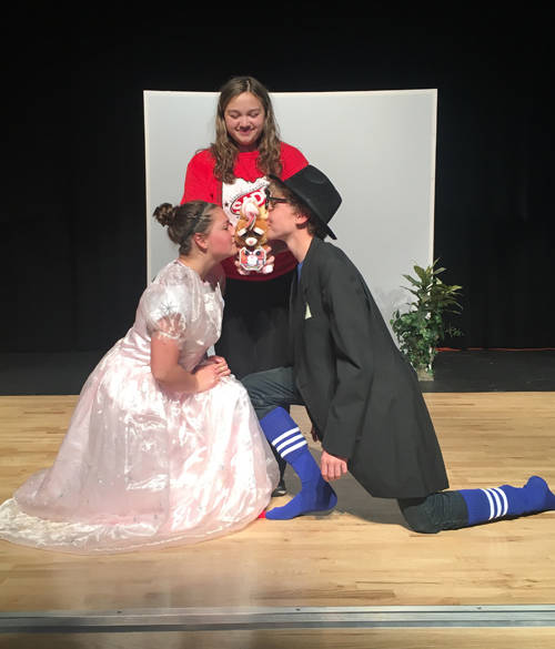 "The Arcanum High School Drama Department will present ""The Seussification of Romeo and Juliet"" at 7 p.m. Nov. 16 and 17 in the Arcanum High School cafetorium."