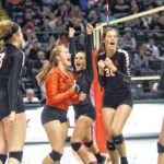 One win away! Versailles sweeps Tuscarawas Valley to advance to state finals