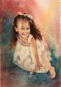 Still time to see watercolor exhibit at the Hayner Center