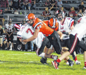 Versailles' Hiestand named to MAC first team defense