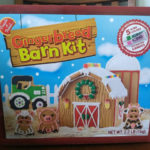 Gingerbread barn-raising scheduled at the Greenville Public Library