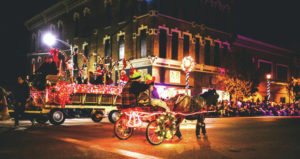 15th annual Hometown Holiday Horse Parade comes to downtown Greenville