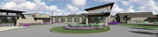Ohio's Hospice of Miami County is constructing a freestanding Hospice House and administrative office that will open late in 2019.