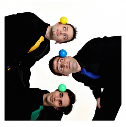 Darke County Center for the Arts will open its Family Theatre Series season on Nov. 18 at Henry St. Clair Memorial Hall in Greenville with Playing By Air, a trio of artists in a comedic performance featuring juggling, music and circus.