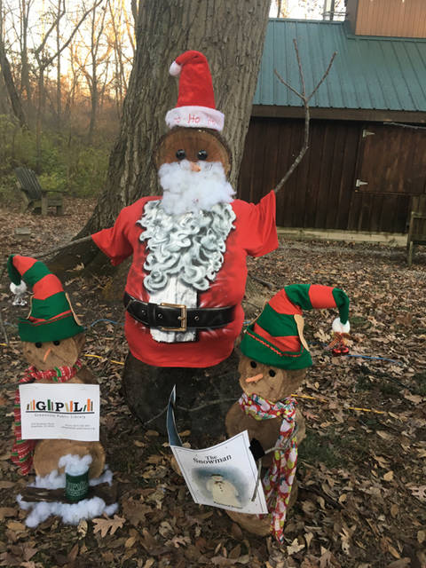 The Wayne Nichols Memorial Snowman Decorating Contest of 2018 will take place Dec. 1 at Shawnee Prairie Preserve.