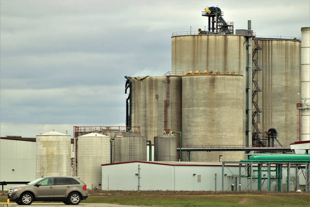 A silo explosion has been reported at the Cardinal Ethanol plant. According to authorities, the silo has been known to be the center of attention for at least two fires in recent weeks.
