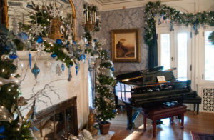 Holiday open house at Hayner is Saturday and Sunday