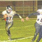 Southwest District honors local football players