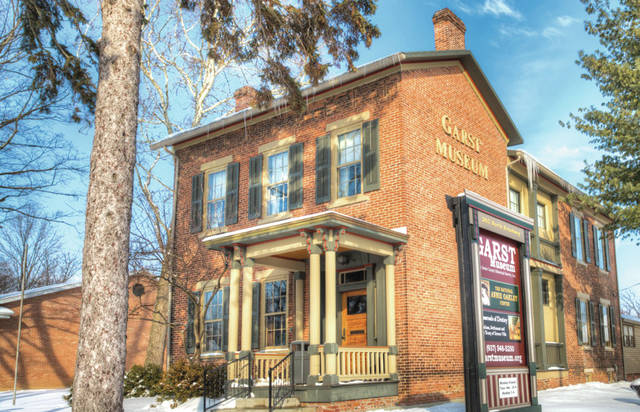 "Garst Museum has earned the ranking of ""Best Historical Museum"" from the readers of Ohio Magazine for the fifth year in a row."
