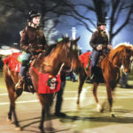 Arcanum holds second annual Christmas Horse Parade