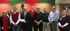 Safety Council learns OSHA's top 10, donates to Brethren Retirement Community
