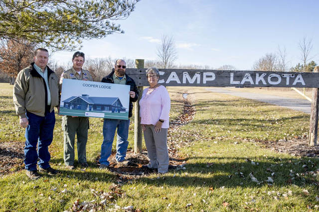 The Cooper Family Foundation provided a $750,000 contribution to Camp Lakota, a Boy Scout camp in Defiance.