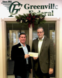 Greenville Federal supports Garst Museum