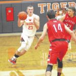 Tigers top Newton for win No. 1