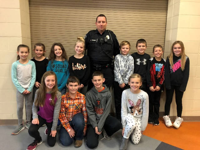 Arcanum-Butler Local Schools will welcome new school resource officer John Wilt in 2019.