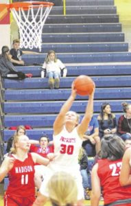 Siler's 16 points leads Patriots in win over Madison