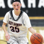 Covington too much for Lady 'Hawks