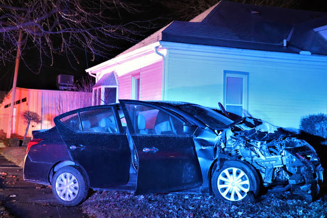 At least one child was injured in a crash Tuesday night in Arcanum that resulted in the driver being arrested on suspicion of operating a vehicle under the influence of alcohol and/or drugs.