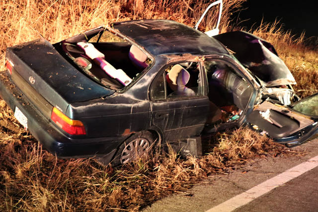 Darke County deputies think drugs and or alcohol played a contributing factor in a crash Wednesday night, stating that all three teenagers involved in the incident admitted to deputies the use of marijuana just prior to the crash.
