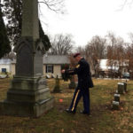 Wreaths Across America held at Greenville Union Cemetery