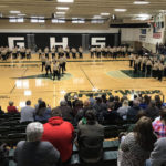 Green Wave Navy hosts Pass-In-Review ceremony