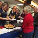 Versailles FFA hosts veterans dinner