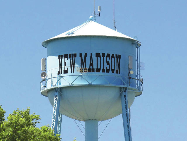 New Madison council awarded a $662,900 bid for construction of the village's new water tower. The current tower is more than 80 years old.