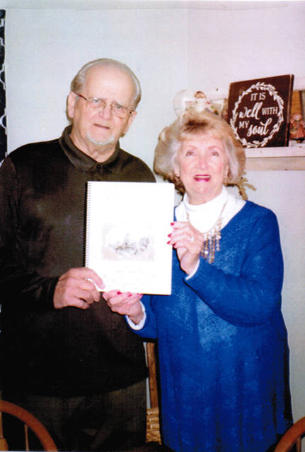 Gene and Marilyn J. Fritz compiled a booklet about growing up in Pitsburg.