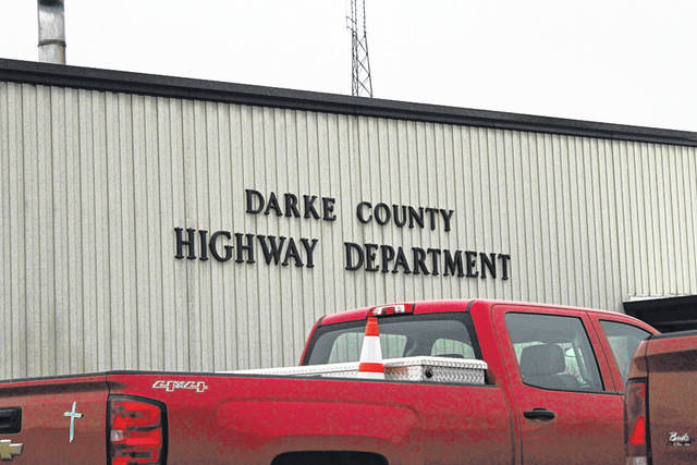The annual engineer's report shows the Darke County Highway Department spent more than $2.3 million in 2018 on road and bridge improvements in the county.
