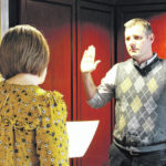 Greg Baumle appointed Arcanum mayor