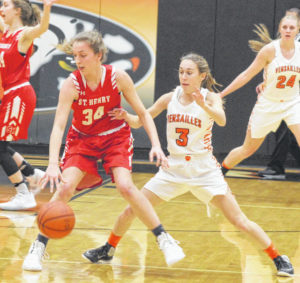 Lady Tigers hold on against St. Henry