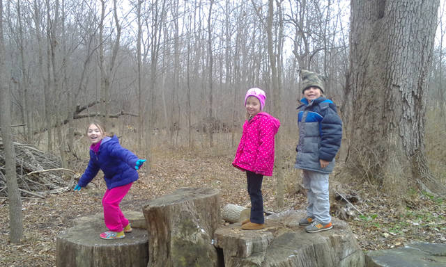 Darke County Parks will host a winter day camp for children from kindergarten through sixth grade from 10 a.m. and end at 2 p.m. Jan. 21 at Shawnee Prairie Preserve.