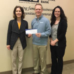 Second National Bank donates to Darke County Foundation