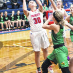 Patriots break away from Bees for 55-28 win