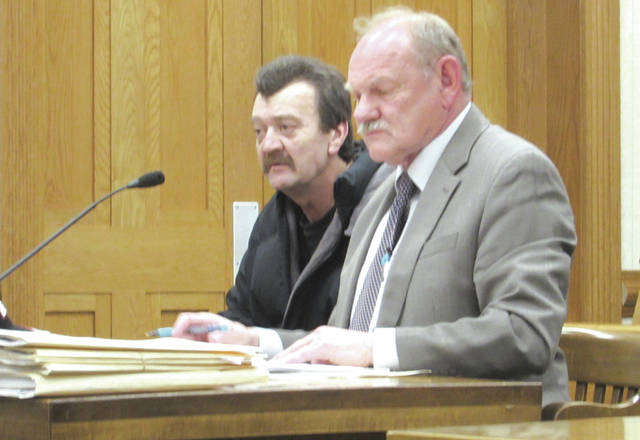 Stoney Dynes, 55, of Greenville, was expected to enter a guilty plea to charges of felonious assault and domestic violence but asked that a trial date be set instead.