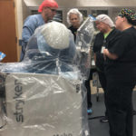 New technology available in Greenville for total knee replacement