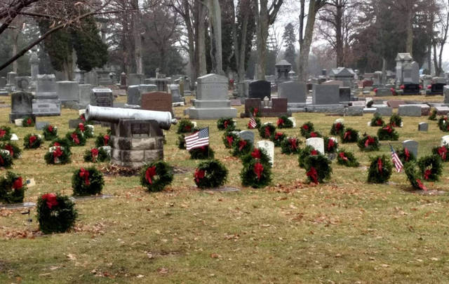 Fort GreeneVille Chapter Daughters of the American Revolution will host the removal of Wreaths Across America wreaths. The Wreaths Across America Retirement Ceremony will be at 9 a.m. Jan. 19 followed by the removal of Wreaths Across America wreaths at Greenville Union Cemetery.