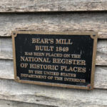 The Bear's Mill legacy