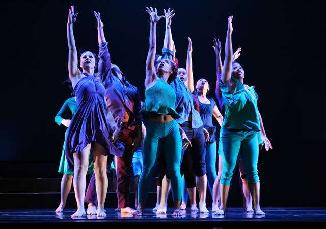 Dayton Contemporary Dance Company 2 will perform at Edison State Community College's Black History Month event on Feb. 27.