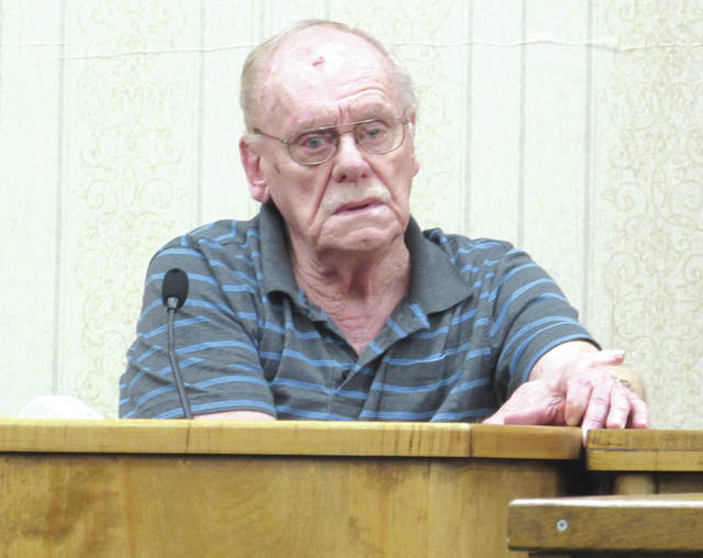 Donald Ballard, 76, was convicted of two counts of gross sexual imposition. Judge Jonathan P. Hein sentenced Ballard to 18 months incarceration and Tier II sex offender registry.