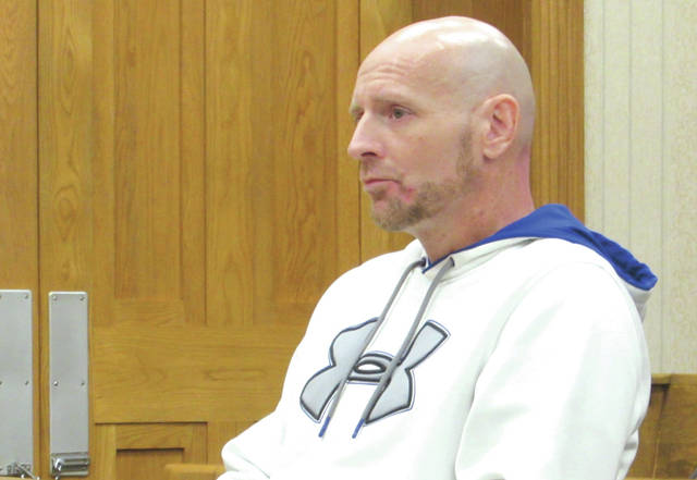 Darke County Common Pleas Court hears fugitive from justice