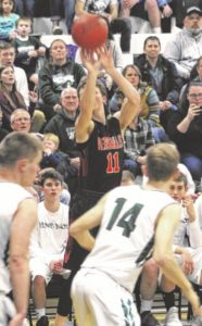 Versailles overcomes slow start to beat Greenville