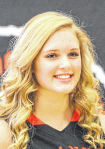 Eight local players named to CCC girls first team